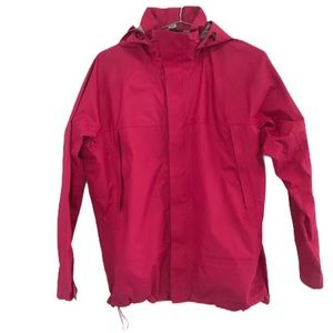 Mountain Equipment Co-op Pink Rain Jacket 14